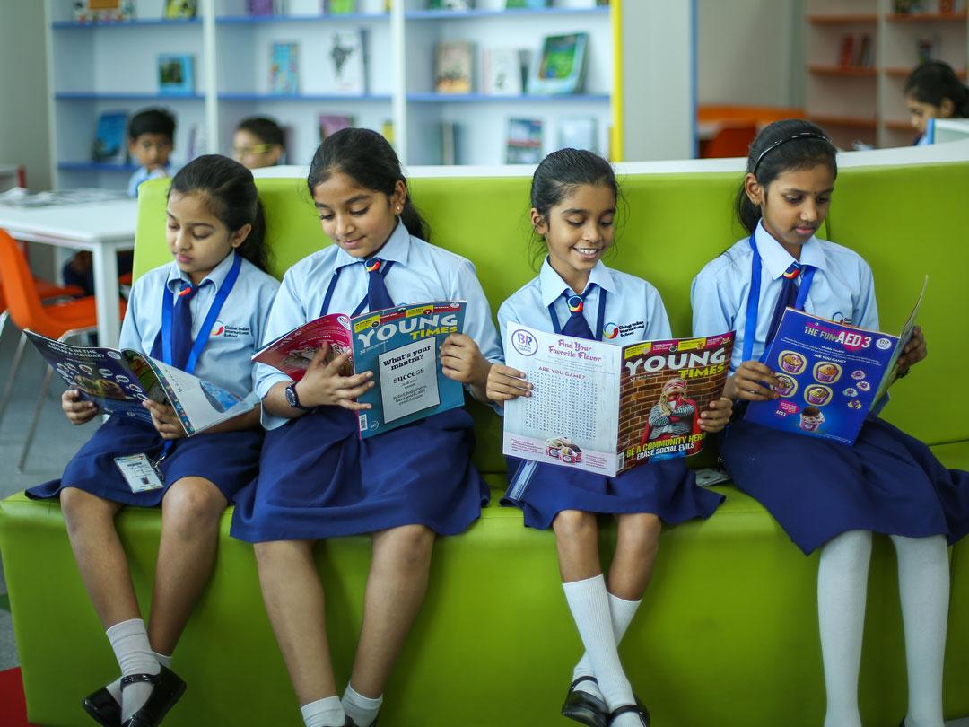 Dubai GIIS - Student Life