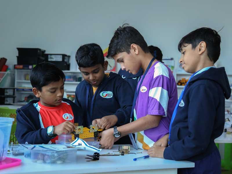 Global Center for Innovation and Entrepreneurship at GIIS Dubai