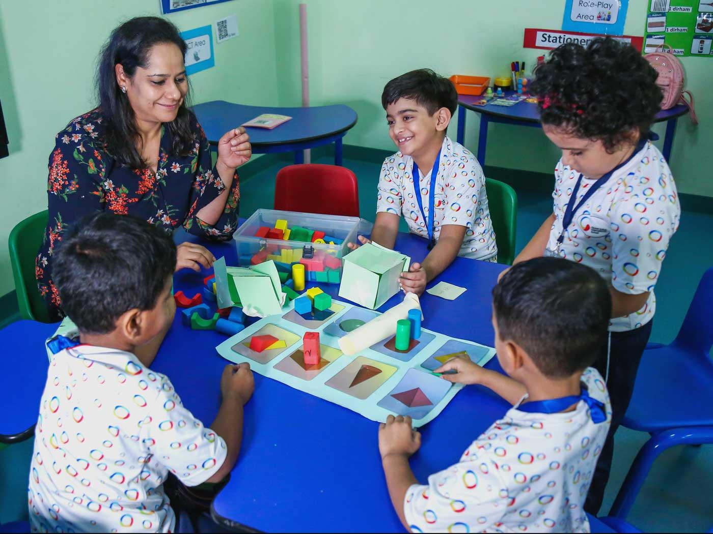 Primary School Admission at GIIS Dubai