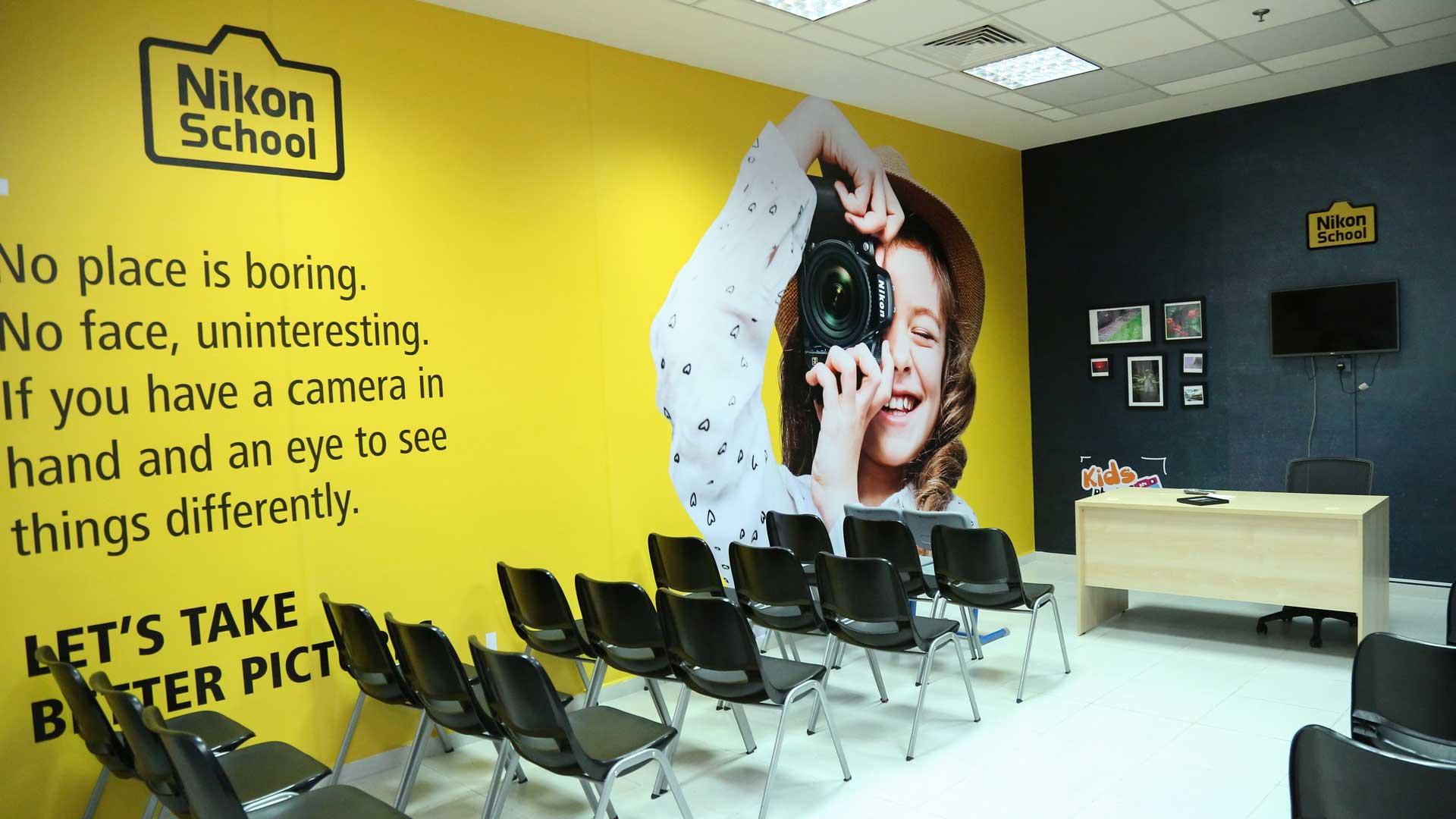 NIkon Photography Club - GIIS Dubai