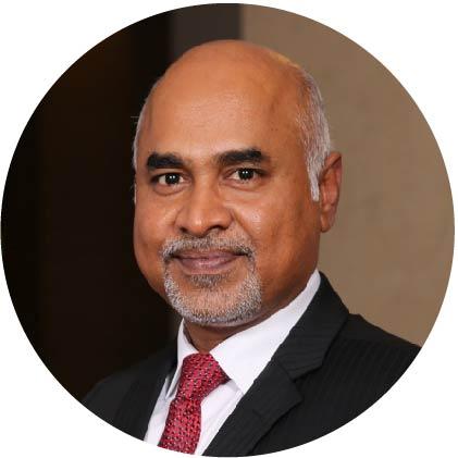 Mr. Ramesh Mudgal - Principal of GIIS Dubai