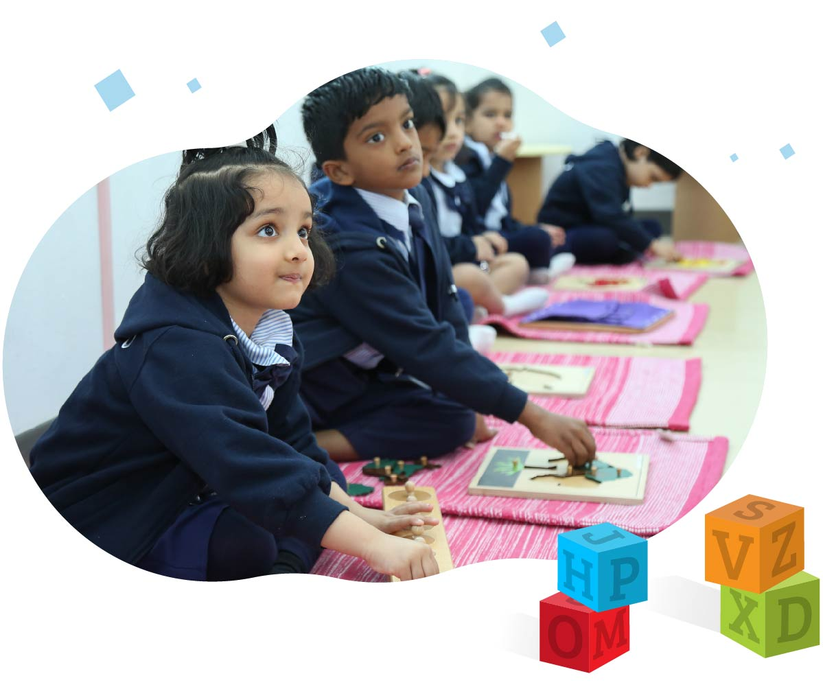 Primary School Students at GIIS Dubai