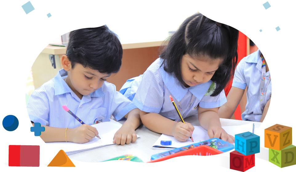 GMP Students at GIIS Dubai