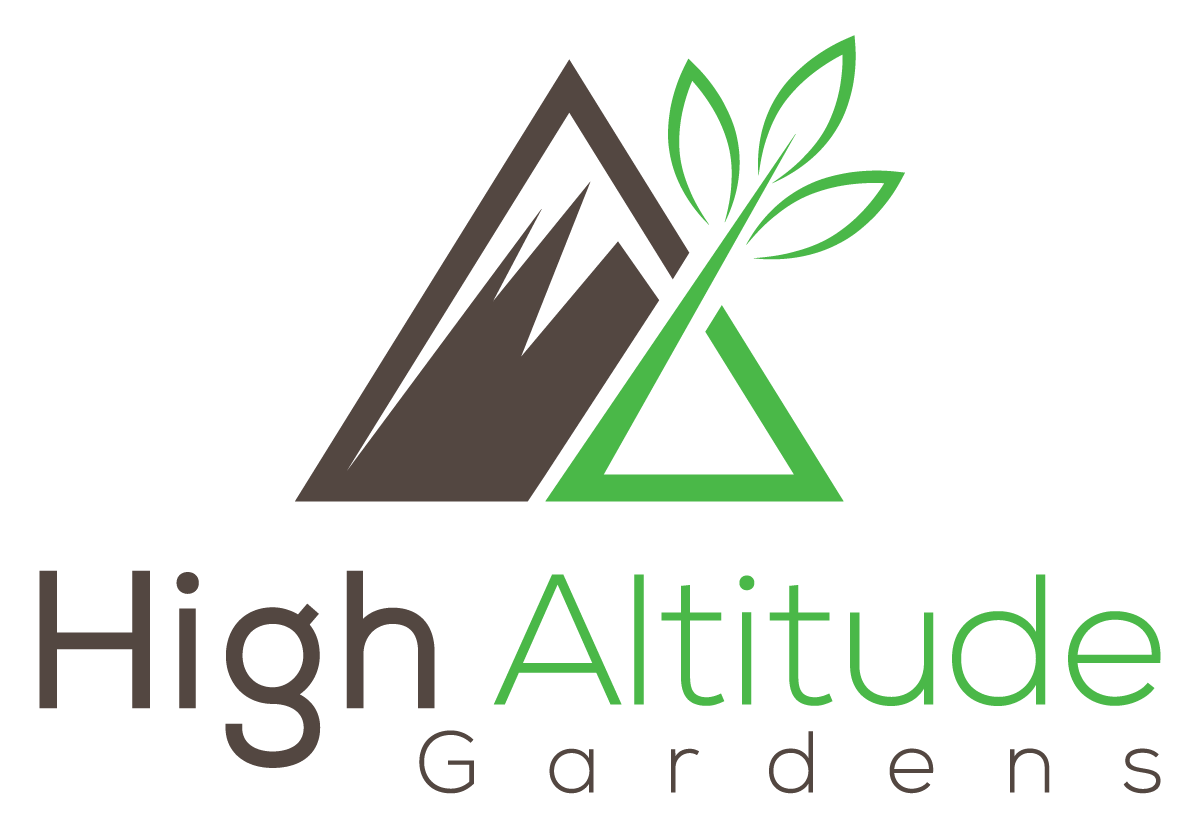 High Altitude Gardens Color Logo