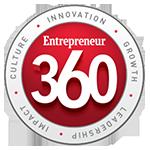 Entreprenuer 360 badge