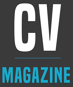 CV Magazine logo