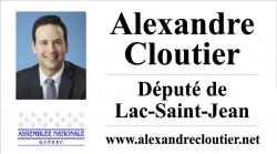Logo, photo M. Cloutier