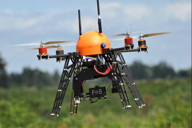 drone fly-n-sense