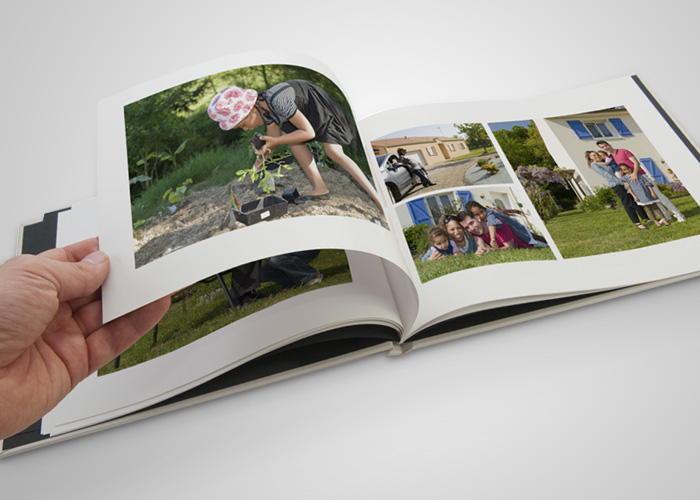 Traditional Photo Book
