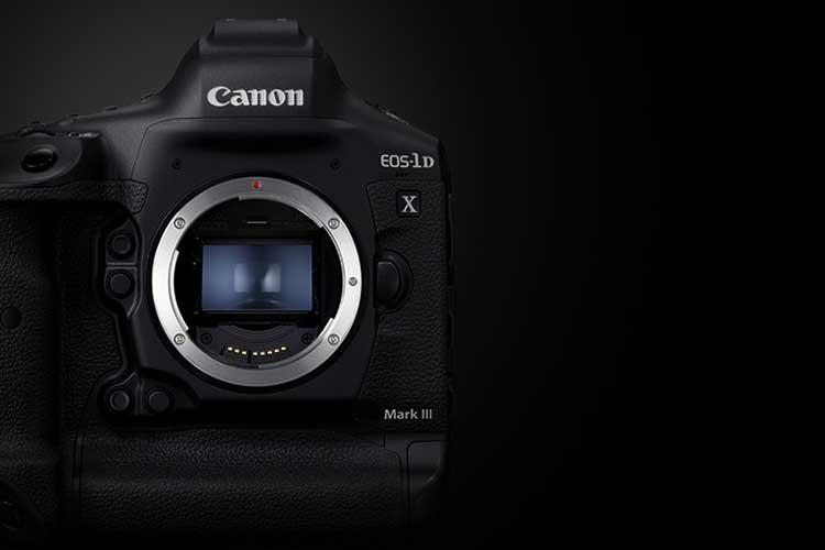 Canon's New 1DX Mark III