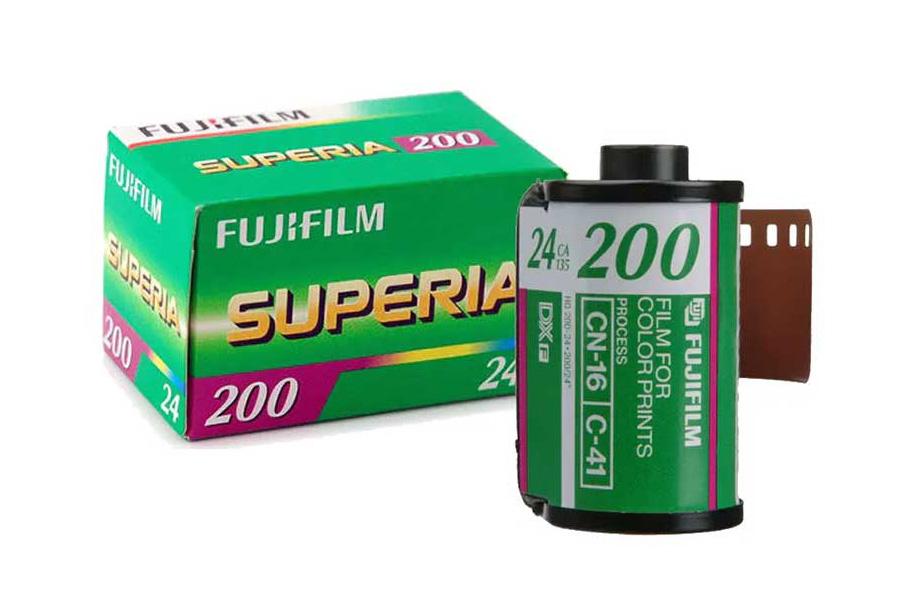 35mm Color Film Processing