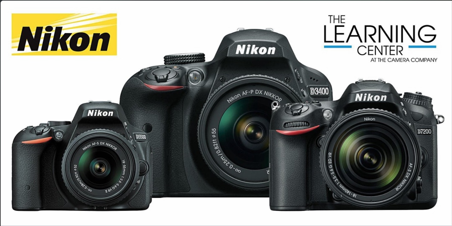Nikon Camera Basics
