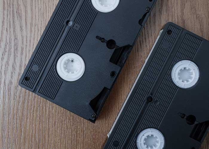 Video Tape To DVD Transfer