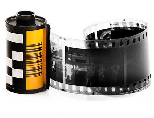 Black & White Film Processing