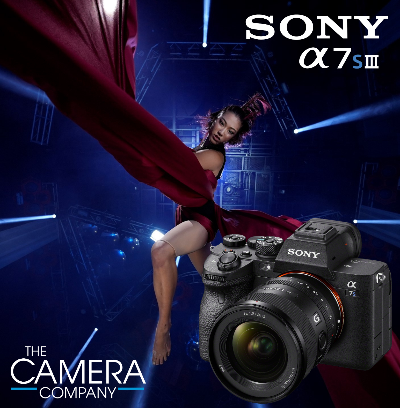 Sony a7S III Hands On with Ashley Ondricek