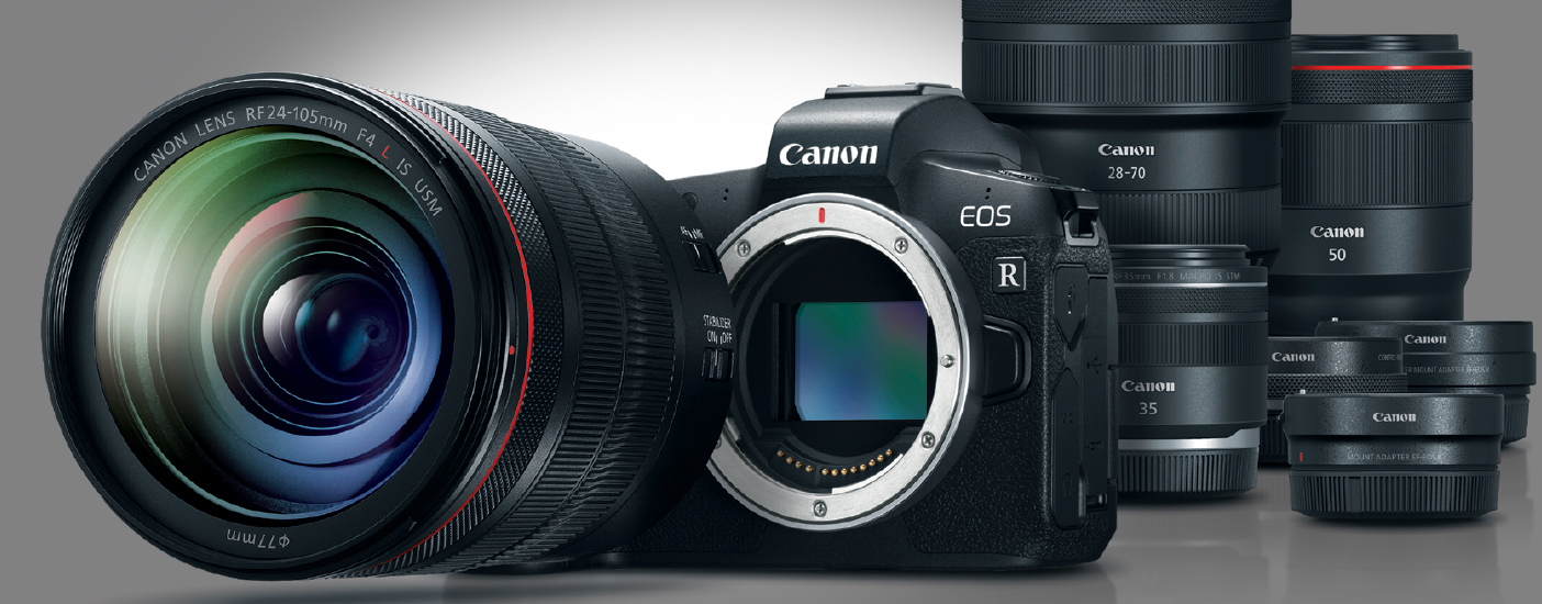 Canon R System Overview