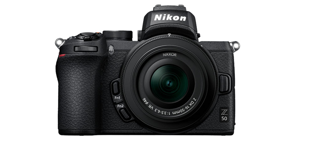 Nikon Z-50 Basics - online session
