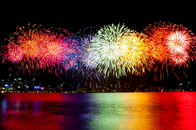 Fireworks Photography Fun Seminar