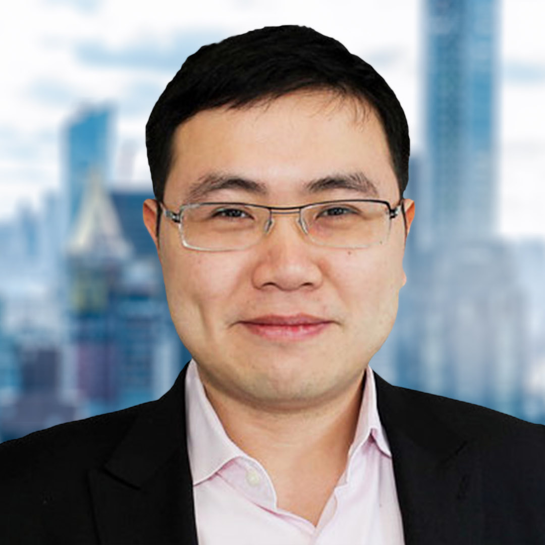 JUSTIN XIANG | CHIEF SCIENCE OFFICER