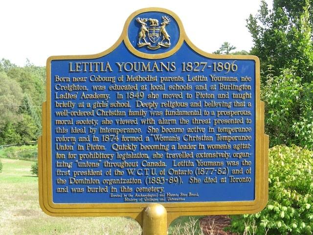 Letitia Youmans 1827-1896