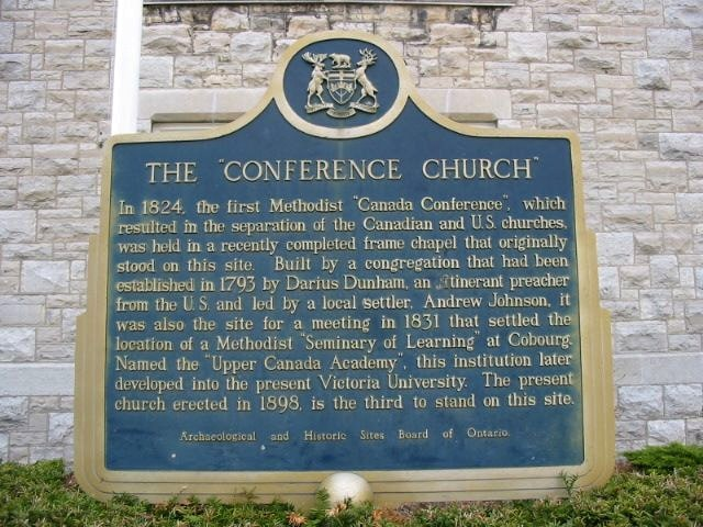 The Conference Church