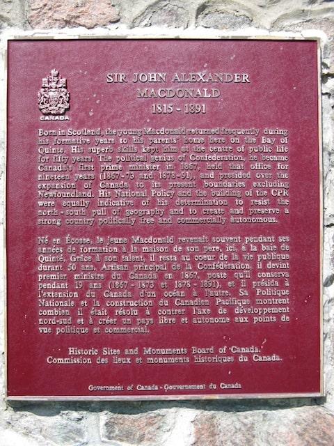 Sir John A. Macdonald Family Home