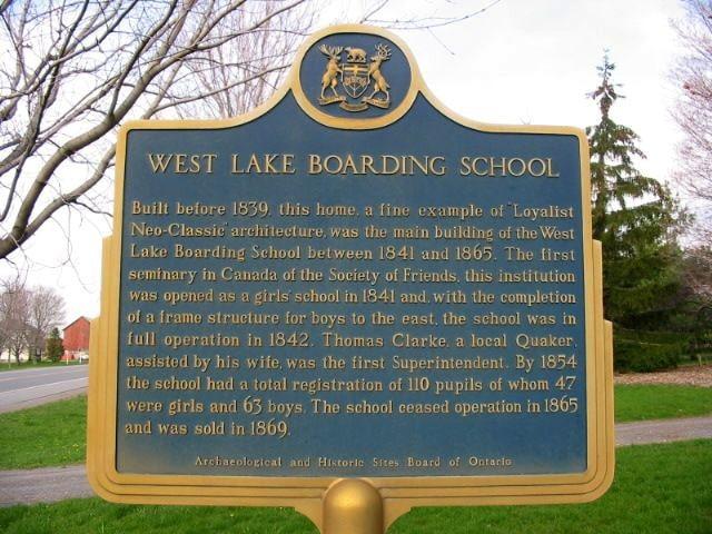 West Lake Boarding School