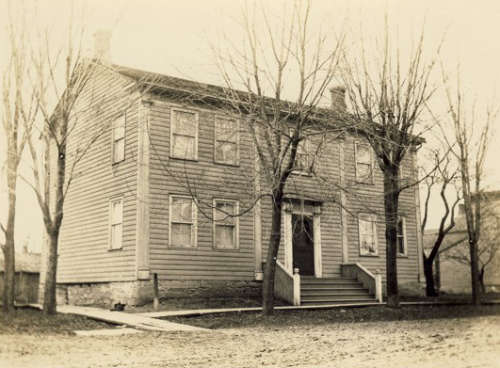 Ham House 1905 - Bath