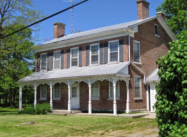 Conrad Huffman House