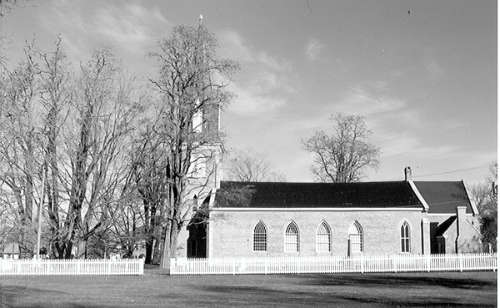 Saint Mary Magdalene Church (Macaulay Church Museum)