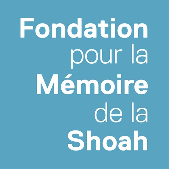 Logo Fondation pour la Mémoire de la Shoah