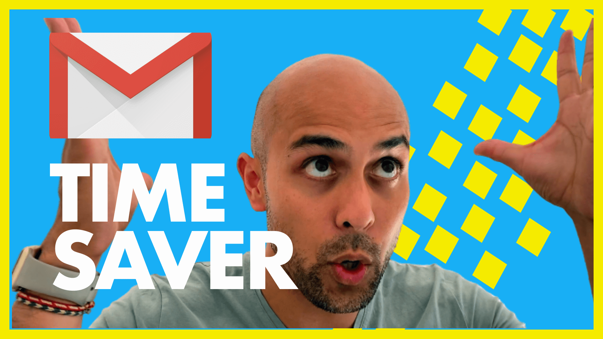 Save Time w/ Gmail Templates - Stop Retyping Emails