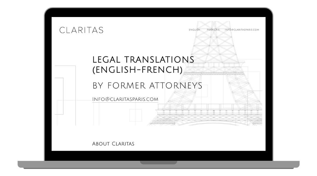 Legal Translation Firm