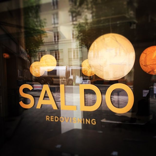Läs med om Saldo i olika artiklar och vilka som skriver om oss