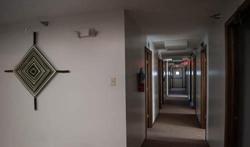 New Day Interior Hallway