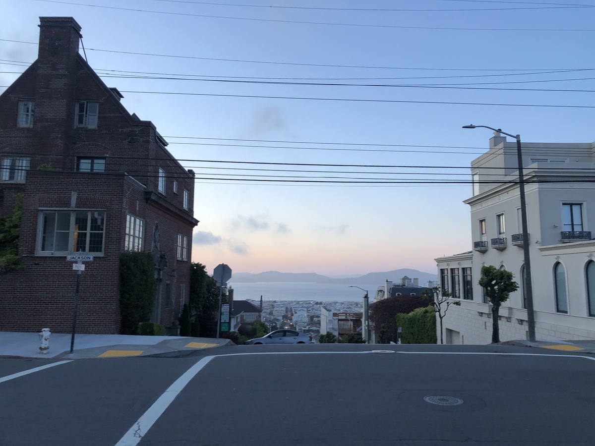 Photo of Pacific Heights in San Francisco