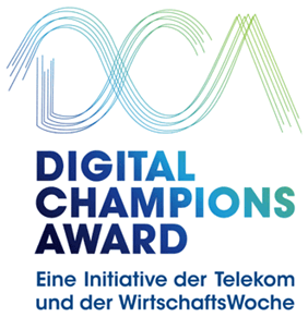 Logo Digital Champion