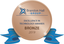 Auszeichnung Excellence in Technology Awards Bronze 2019