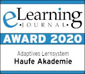 Auszeichnung Excellence in Technology Awards Bronze 2019