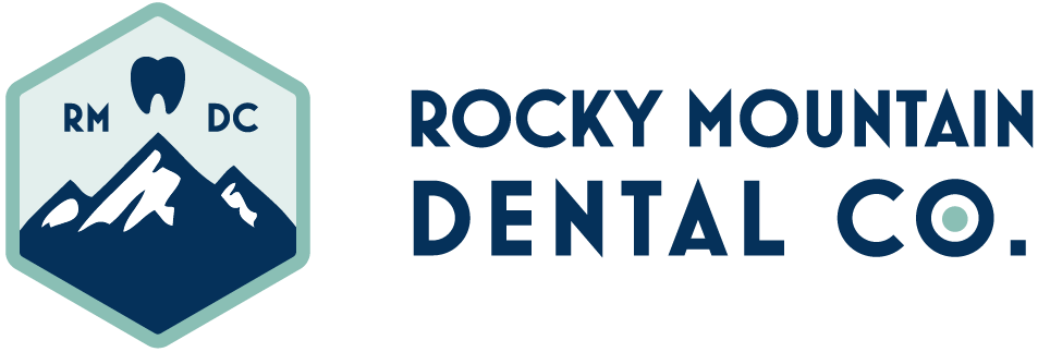 Rocky Mountain Dental Logo