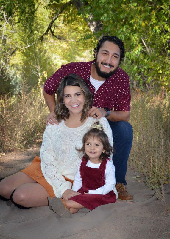 Dr. Sisnero's Family