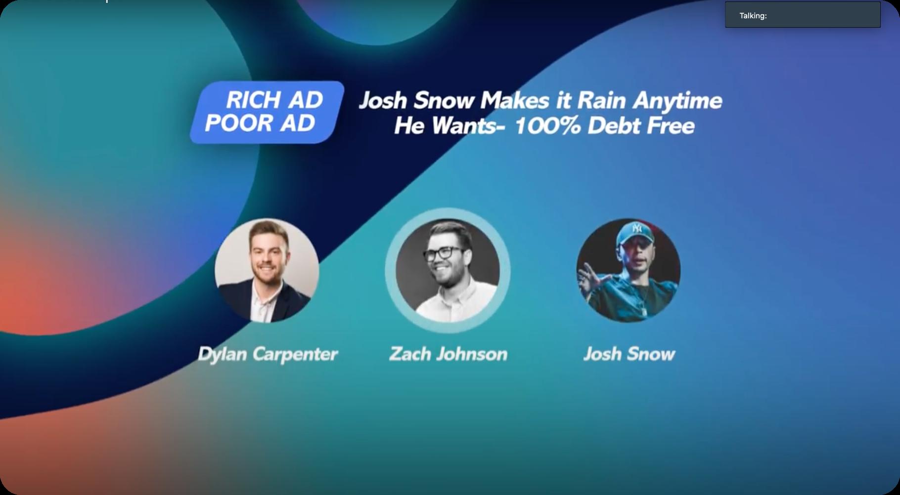 Screenshot of hosts.