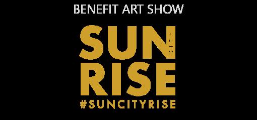 Artshow Suncity rise Logo
