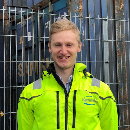 Martin Fredrik Olsen