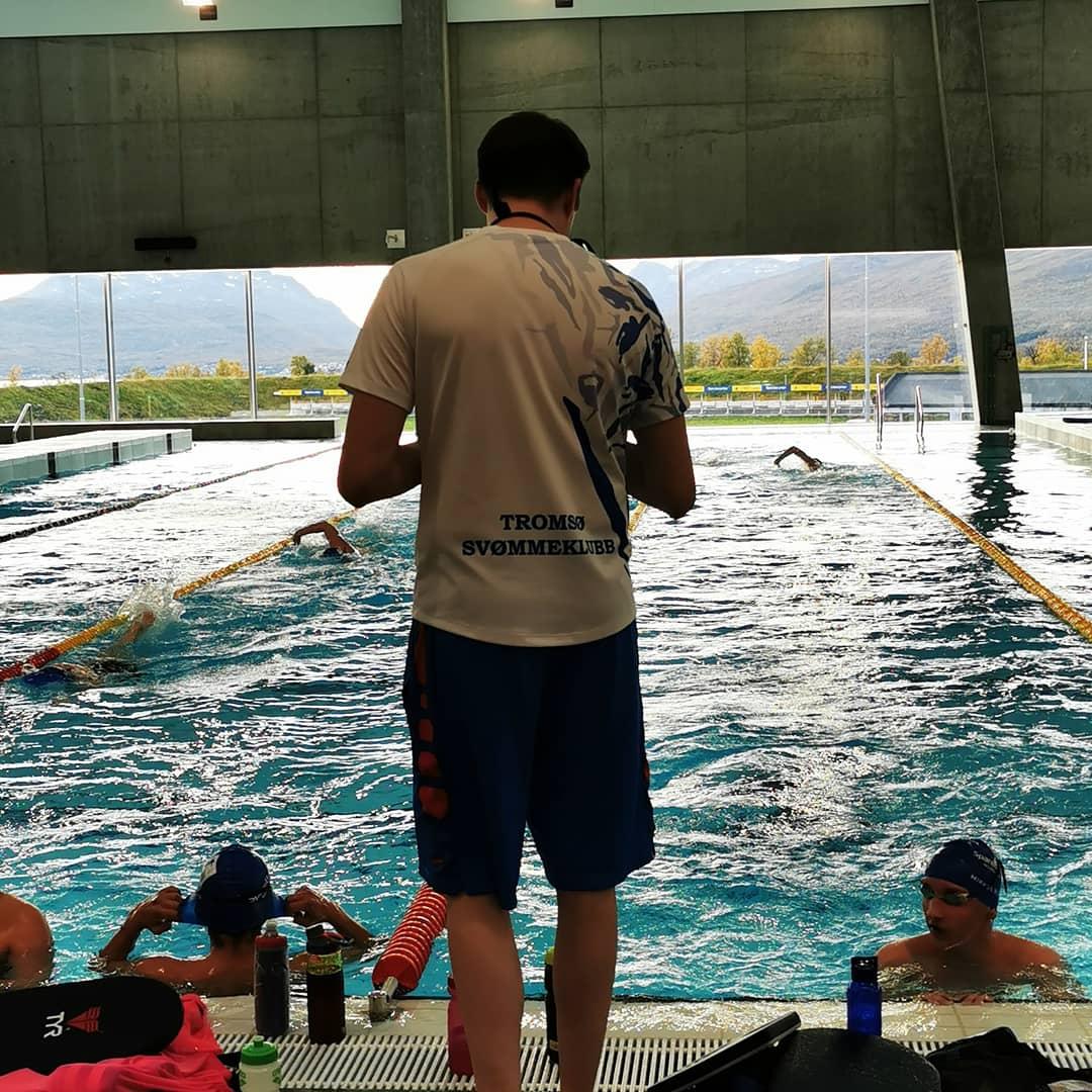 Trenere Tromsø svømmeklubb
