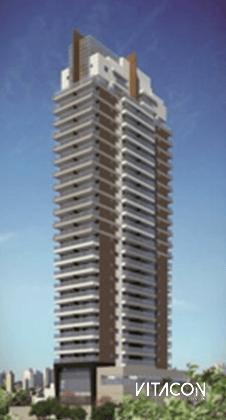 Modelo 3D do edifício Affinity for live