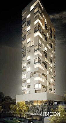Modelo 3D do edifício VN F. Lobo