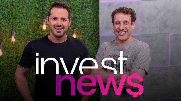 Investnews - Dony De Nuccio e Samy Dana