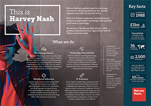 Harvey Nash UK Two Pager