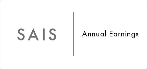 Sais Group - 2018 Annual Earnings